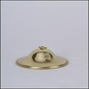 Smoke Bell, Solid Brass, For All Aladdin Lamps