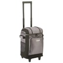 Coleman 3000001308 42 Can Wheeled Cooler (Gray)