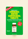 Coghlan 7620 Drinking Water Tablets