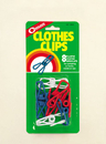 Coghlan 8041 Clothing Clips, Package of 8