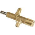 Safety Shutoff Valve With Orfice
