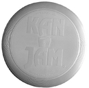 Kanjam Flying Disc - Silver