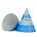 Aspire Little Baby Cone Hats, Paper Hat, Perfect For Baby Shower