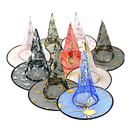 Aspire Gilding Witch Hat, Classic Halloween Hat, Party Accessory