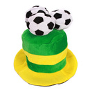Aspire Football Soccer Party Hat, Perfect For World Cup, Halloween Hat, Party Accessory
