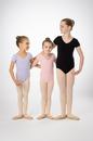 Prima Soft Children'S Leotards #907C Short Sleeve New Higher Back, Adjustable Pinch Front