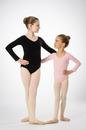 Prima Soft Children'S Leotards #907C Long Sleeve New Higher Back, Adjustable Pinch Front
