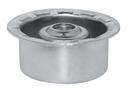 Peter Meier 830-H1-00 Metal Socket With Hollow Bolt