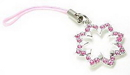 Painful Pleasures CEL039 STAR BURST Wholesale Jewelry for Cell Phone Charms
