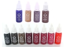 BioTouch COS-ink-bio-half_oz BioTouch Permanent Makeup Micro Pigment Tattoo Ink - Price Per 1/2oz Bottle