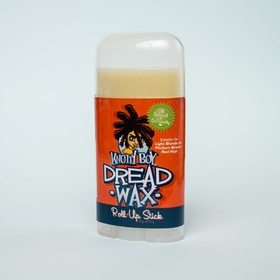 Knotty Boy Dreadlock Wax Roll Up Stick - Light Wax 2.25 Oz