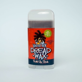 Knotty Boy Dreadlock Wax Roll Up Stick - Dark Wax 2.25 Oz