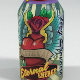 Eternal Energy Shot 2Oz Bottle - Tropical Punch Flavor