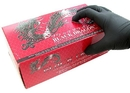 Black Dragon GLOV-003-red Black Dragon Medical Latex Gloves - Price Per Red Box - By the Box or Case