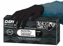 Defend Black Medical Latex Gloves - Price Per Box - By the Box or Case