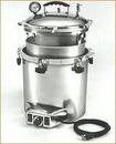 All American MED-021-sterilizer-american Autoclave - All American 50X-120V or 240V Electric Sterilizer