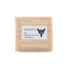 Precision MED-059-small-bag Toothpicks - Small Bag of 120 Toothpicks