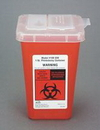 Bemis MED-222 Bemis Multi-Use Sharps Containers - 1 Quart