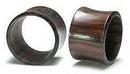 Elementals Organics ORG018 Raintree Wood Tunnel Natural Ear Jewelry - Price Per 1