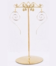 Painful Pleasures ORG1029 Bronze Earring - Organic Holder Display Stand # 2