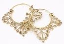 Elementals ORG998-pair 18g Bronze Indonesia BALDER Earrings - Price Per 2