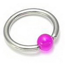 Painful Pleasures RES156 UV CAPTIVE BALL for Captive Bead Rings