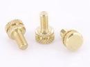 Precision TAT-204 Brass Front Binding Post Screw - M4 Metric - Version 2