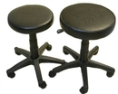 Precision TAT-815 40cm Stool - Wider and Thicker - Perfect Shop Stool - Piercing and Tattoo Adjustable Height Stools