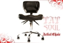 TATSOUL TAT-825-270CHAIR The TATSoul 270 ARTIST CHAIR - Highly Adjustable Artist Chair