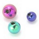Painful Pleasures UB173-174-175 14g Titanium Replacement Ball- Externally Threaded