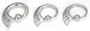 Painful Pleasures UR040 Airfoil Captive Bead Ring