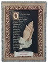 Simply Home Lord'S Prayer Tapestry Throw (RTP007460)