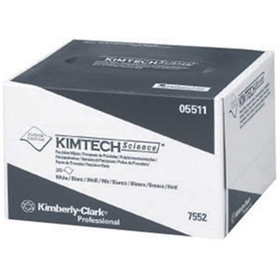 "Kimtech Science Precision Wipes, 60 BX/280 EA, 4.4"" x 8.4"""