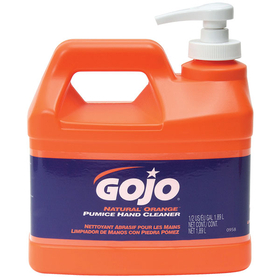 GOJO Natural* Orange Pumice Hand Cleaner