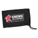 Crews Satin Eyewear Bag