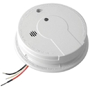 Kidde AC/DC Smoke Alarm w/ Quick-Connect Harness & Dust Cover (Photoelectric)