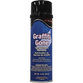 Graffiti Gone Vandalism Mark Remover, (12) 20 oz. Cans