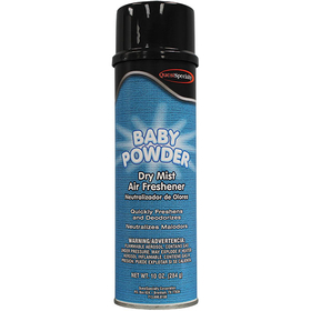 Dry Air Fresheners, Baby Powder