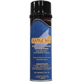 378 Orange Solv Plus Organic Citrus Degreaser And Deodorizer, 12/CS, 20 Ounce Cans