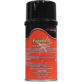Fogasol II Total Release Room Fogger, (12) 12 oz. Cans
