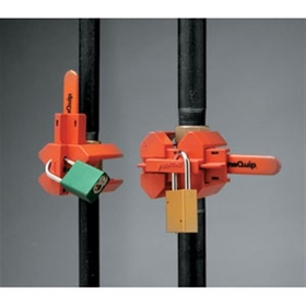 "Ball Valve Lockouts, .5"" to 2.5"" (Small)"