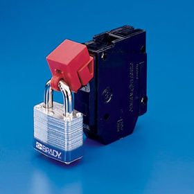 Clamp-on Breaker Lockouts, 480/600V, 6/PK