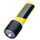 4AA ProPolymer Xenon Class 1, Division 1 Flashlight, Yellow