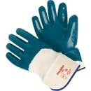 Memphis Predator Nitrile Gloves, Palm Coated