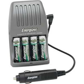 Energizer 15 min Charger (Batteries Included)