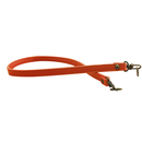 """TopTie 24.5"""" PU Leather Replacement Purse Strap with Bronzed Hooks"""