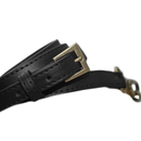 TopTie PU Leather Bag Handles With Clasps Handbag Replacement
