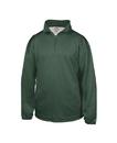 Badger Sport BG1483 Pro Heathered Fleece 1/4 Zip