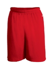Badger Sport BG4138 Money Mesh Pocketed Shorts