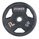 Power Systems 55885 Power Systems Urethane Plate 10LB (Black)